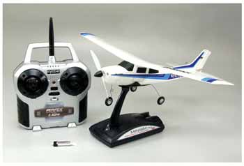 Kyosho Minium Cessna 210