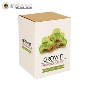 Grow It: Plantas Carnívoras - Cuidado com os dedos!