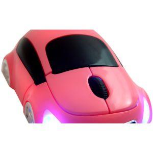 Rato Street Cor-de-rosa USB