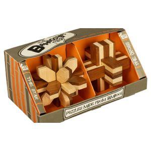 Conjunto 2 Puzzles Bamboozlers | Entregas em 24h | Aproveite Já!