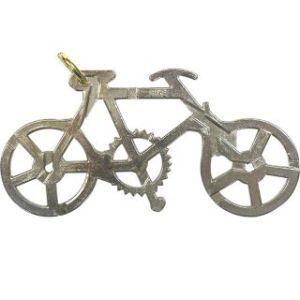 Puzzle Bicicleta Nível 1