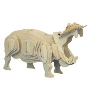 Kit Construção Hipopótamo | Entregas em 24h | Aproveite Já!