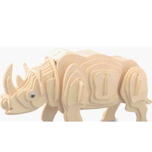 Kit Construção Rinoceronte | Entregas em 24h | Aproveite Já!