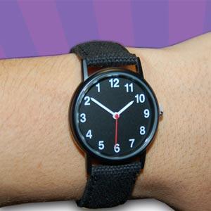 Relógio de Pulso ao Contrário (Entrega em 24h)