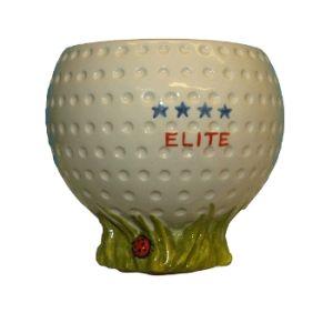 Caneca Bola de Golfe Colecção Butterworth
