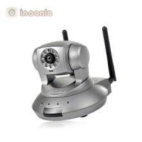 C�mara S/ Fios IP com Motor e Vis�o Nocturna IC-7010PTN
