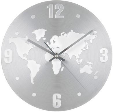 Reloj de pared mapa mundo insania - Relojes modernos de pared ...