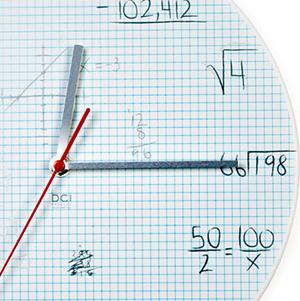 Rel�gio Quiz Matem�tica