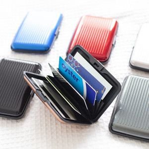 Aluma Wallet - Carteira em Alumínio | Entregas em 24h | Aproveite Já!