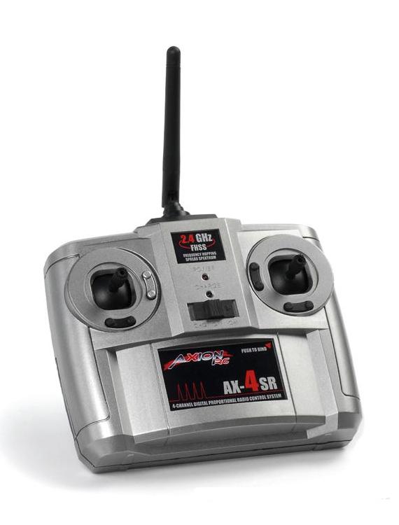 Axion RC TL-3000 Sirius RTF 2.4GHz