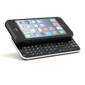 Capa Teclado Bluetooth iPhone 5/5S