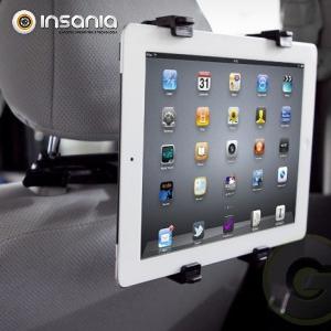 Suporte Tablets para Assento de Carro - Fixe o seu tablet a um assento do carro!
