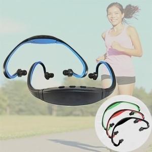Auriculares Desportivos MP3 4RUN (Entrega em 24h)