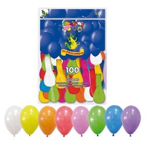 Balões Látex (Pack 100) (Entrega em 24h)