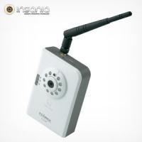 C�mara IP C/Detector Movimentos S/ Fios Edimax IC-3110W