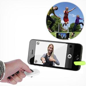 Disparador de Fotos Sem Fios iPhone/iPad (Entrega em 24h)