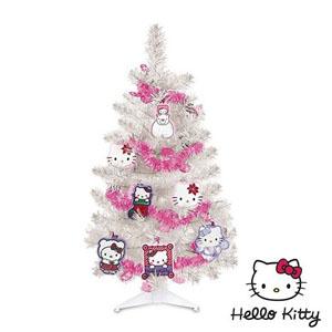 Árvore de Natal Hello Kitty com Enfeites (Entrega em 24h)