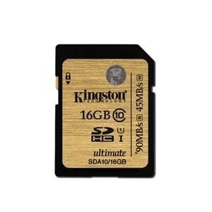 Cartão Kingston SD 16GB 16GB (Entrega em 24h)