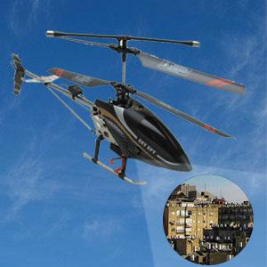 Ripmax Sky Spy 4ch ao Vivo