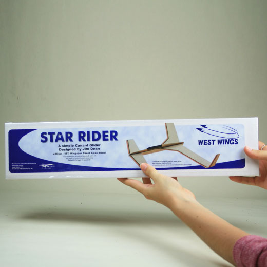 Kit West Wings Star Rider Glider