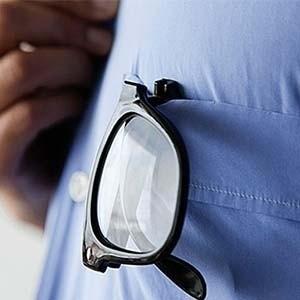 Óculos de Leitura Dobráveis Retro | Entregas em 24h | Aproveite Já!
