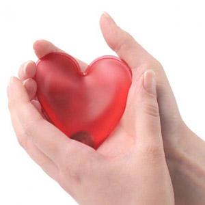 Aquecedor de Mãos Coração (Entrega em 24h)
