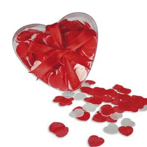 Confetes para Banheira Coração (Entrega em 24h)