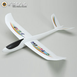Catch Me Free Flight Glider