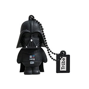 Tribe Pen Drive Star Wars Darth Vader 16GB (Entrega em 24h)