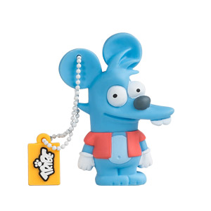 Tribe Pen Drive The Simpsons Itchy 8GB (Entrega em 24h)