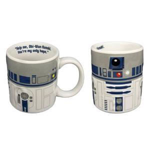 Caneca R2-D2 2D Star Wars (Entrega em 24h)