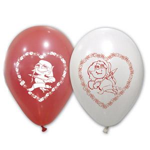 Balões Cupido (Pack 10) (Entrega em 24h)