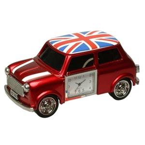 Relógio Carro Pequeno Vermelho (Entrega em 24h)