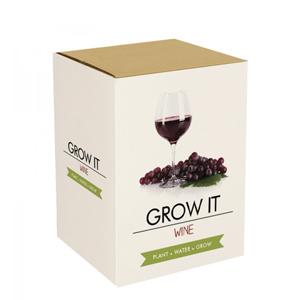 Grow It: Vinho (Entrega em 24h)