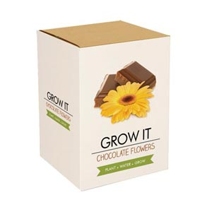 Grow It: Chocolate (Entrega em 24h)