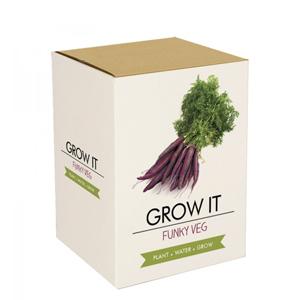 Grow It: Vegetais Funky (Entrega em 24h)