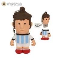 Futebol, messi, Argentina, Para o escrit�rio, Para adolescentes, Pen Drives, Para Namorado, Maikii, Pens Maikii, Dia da Crian�a