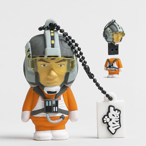 Tribe Pen Drive Star Wars X-Wing Pilot 8GB (Entrega em 24h)