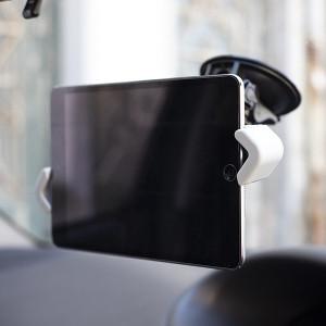 Suporte Universal Rotativo para Tablets Carro | Entregas em 24h | Aproveite Já!