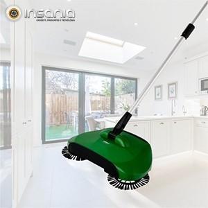 Vassoura Mágica Sweeper - Recupera o lixo por si