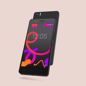 Smartphone bq Aquaris M5 FHD 4G 16GB + 2GB de RAM preto/preto (Entrega em 24h)