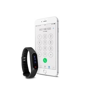 Pulseira de Atividade Smartband II (Entrega em 24h)