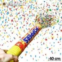 Confettis, Tubo de confettis, Canh�o de confettis, Festas, Eventos, Carnaval, Confetes, Canh�o de confetes, S�o Martinho, Passagem de Ano, Ano Novo, Para Festejar, Santos Populares