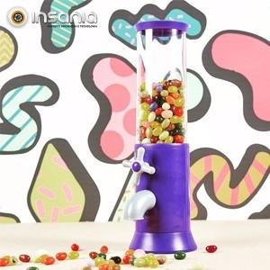 Dispensador de Guloseimas Jelly Beans - 36 sabores deliciosos!