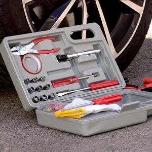Kit de Emergência para Carro (Entrega em 24h)
