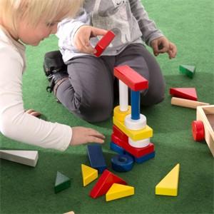 Jogo de Construção com Carrito (24 peças) (Entrega em 24h)
