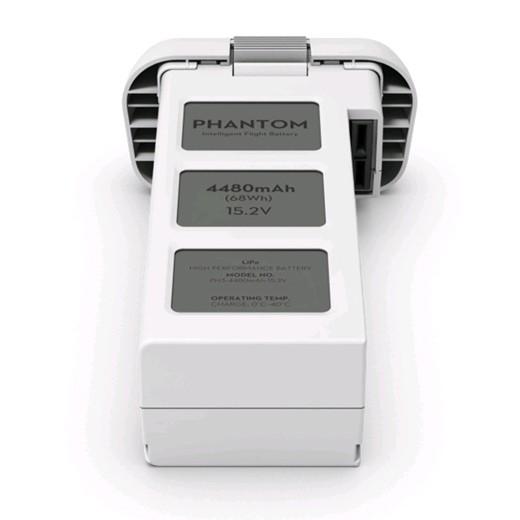 Bateria Inteligente para DJI Phantom 3 4480 mAh