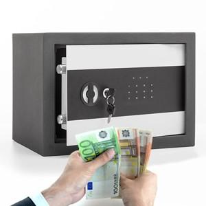 Cofre Digital Smart Safe Box (Entrega em 24h)