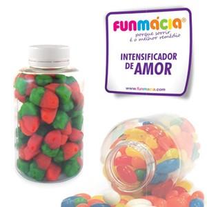 Gomas Funmácia Intensificador de Amor 165g