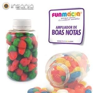 Gomas Funmácia Ampliador de Boas Notas 150g - Recuperação de exames negativos